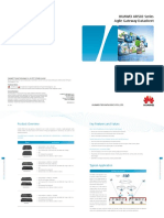 Huawei AR503 Series Agile Gateway Data Sheet