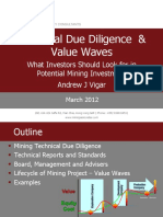 MA DD and Value Waves