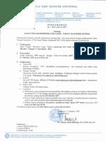 Pembayaran UTS Gasal Tahun Akademik 2017-2018