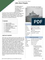 De Zeven Provinciën-class Frigate - Wikipedia