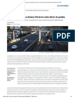 Bruselas Se Prepara Para Afrontar El Fin de Los Coches Diésel y de Gasolina _ Economía _ EL PAÍS