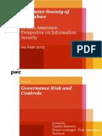 Cs Zp Wc It Risk Assurance Workshop