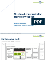 04 Structured Communication