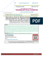 PRECLINICAL STUDY OF THE DNA-DAMAGING ACTIVITY AND GENOTOXICITY OF CARBAMYLATED DARBEPOETIN
