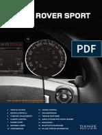 Range Rover Sport Quick Start Guide
