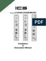 IPECS 50 Innstallation Manual
