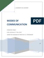 Modes of Communication.docx