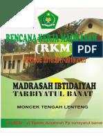 Rkm Mi Tarbiyatul Banat 2016-2019
