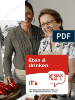 Eten en Drinken Spreektaal