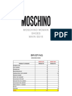 moschino training book shoes main ss18
