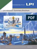 Brochure LPI Summary