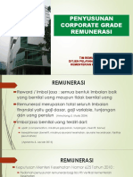 Penyusunan Corporate Grade