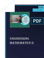 Previews Engineering Mathematics II by Prof. p. d. Wasankar (1)
