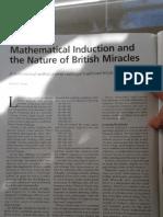 Mathematics Induction
