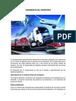 Fundamentos Del Transporte