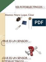 Sensores fotoelectricos - Neyra Luque Cesar.pptx