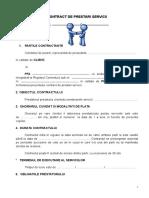 CONTRACT DE PRESTARI SERVICII.doc