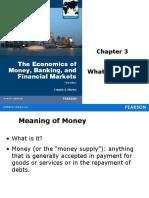 Money Its Natue & Evolution