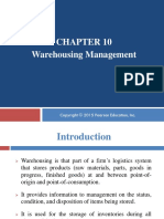 CHAPTER 10 Warehouse Management