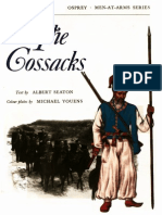 Osprey - Men at Arms 013 - The Cossacks-By ElfFriend