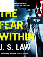 The Fear Within by J.S. Law (first chapter)
