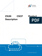 32.1.3.4 CN_PD_4 ZXUN I-S-CSCF Product Description
