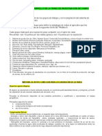 Guia de Trabajo Para Las Giras de Campo Por Grupos (1)
