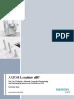 Axiom Luminos DRF - Data Sheet - English