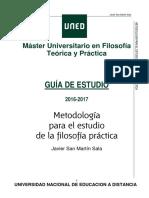 Guia Metodologia II 2016