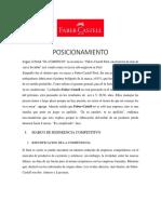 Posicionamiento Faber Castell