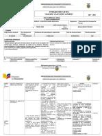 P-C-A Fabricación por Arranque de Viruta 3RO M-C-M 2017/2018