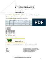Recuperación de Matemáticas 1º ESO_ 1. NÚMEROS NATURALES