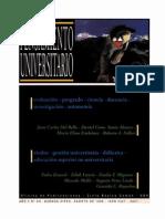 PENSAMIENTO UNIVERSITARIO 04/05