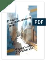 PPP Ezine October 2017, Volume1, Issue 5