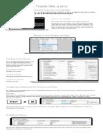 CFD Pro Trader Platform [Hotkey Manual]