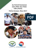 Lomba Patroli Keamanan Sekolah
