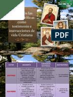 Cartas Catolicas