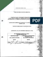 Informe SISO Mensual No. 1 - Primer Informe de Gestion Ambiental.pdf