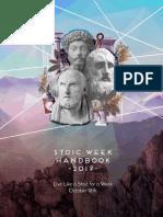 Stoic Week 2017 Handbook