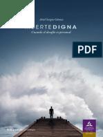 Muerte Digna. Cuando el desafío es personal (CAP 1) - Ariel Gómez  - 2.ª edición