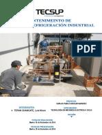 338262273 Mantenimiento Del Sistema de Refrigeracion Industrial