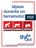 ShakeOut Global Poster ACA Protejase