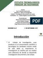 inv-documental y de  Campo.pptx