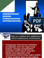 02. Unifikasi Dan Harmonisasi Hukum Perdagangan Internasional