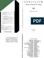 Lutero Ayer y Hoy - Concilium 118 (1976)