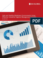 SAI GLOBAL Whitepaper Safety and Healthy Workplace Environments Using Effective Ihms