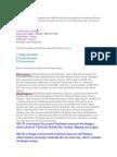 List of Aim Documents