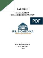49819723 Renstra Bidang Keperawatan Rs. Biomedika