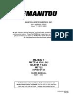 MLT630,MLT634,MLT731,MT732Rev. 10-06