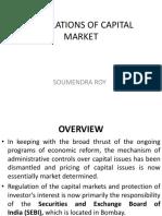 Regulations of Capital Market